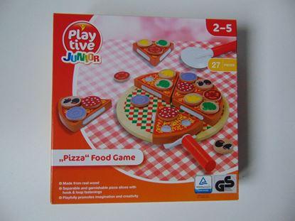 Kép Pizza készítő játék