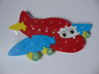 Kép Puzzle - repülő